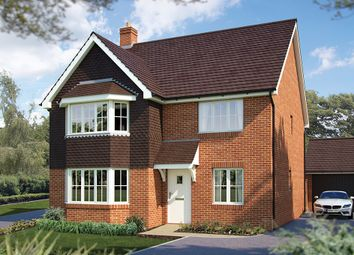 "Thumbnail 5 bed detached house for sale in ""The Oxford"" at Winchester Road, Hampshire, Botley"