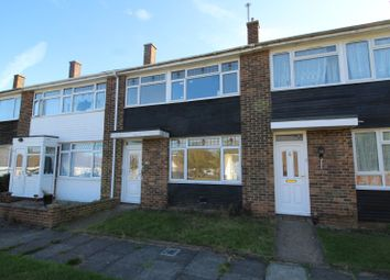 Thumbnail 3 bed terraced house for sale in Chatham Grove, Chatham, Kent