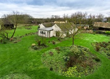 Thumbnail 4 bedroom detached bungalow for sale in Boxworth Road, Elsworth, Cambridge