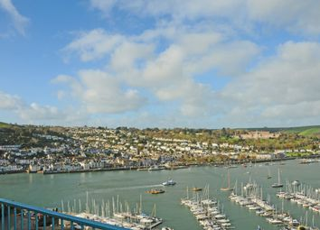 Thumbnail 1 bed flat for sale in Ridley Hill, Kingswear, Dartmouth