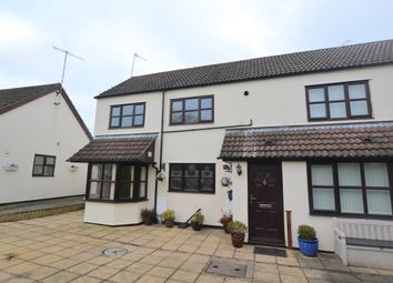 Thumbnail 2 bed end terrace house for sale in Hemington Court, Hemington, Derby