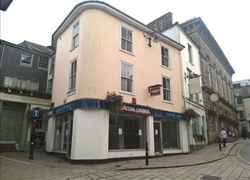 Thumbnail Retail premises for sale in Estate House, 1 Market Street, St. Austell, Cornwall