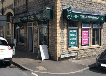 Thumbnail Retail premises for sale in Flat, Barry