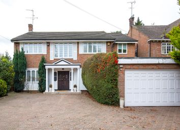 Thumbnail 5 bed detached house for sale in Oakleigh Park North, Whetstone, London