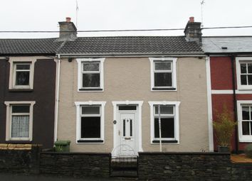 Thumbnail 2 bed terraced house for sale in Main Road, Maesycwmmer, Ystrad Mynach, Caerphilly