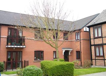Thumbnail 2 bed flat for sale in Heber Walk, Northwich, Cheshire