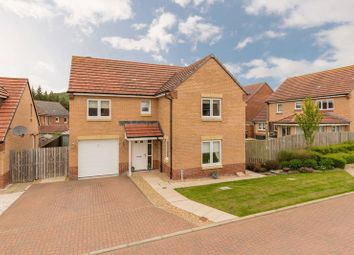 Thumbnail 4 bed detached house for sale in 11 Kittlegairy Crescent, Peebles