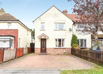 Thumbnail 3 bed end terrace house for sale in Locksley Road, Eastleigh, Hampshire