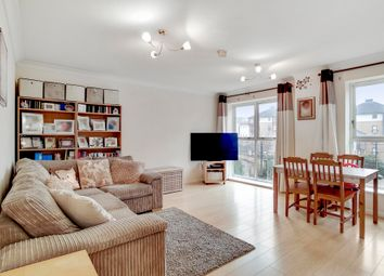 Thumbnail 2 bedroom flat for sale in Jane Austen Hall, Wesley Avenue, London