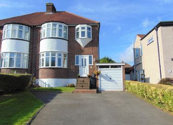 Thumbnail 3 bed semi-detached house for sale in York Road, South Croydon, Surrey