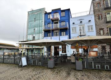 Thumbnail 1 bed flat for sale in Quay Road, Plymouth, Devon