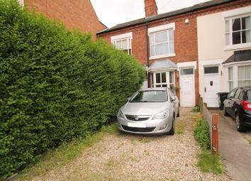 Thumbnail 3 bed terraced house for sale in Clarendon Park Road, Clarendon Park, Leicester