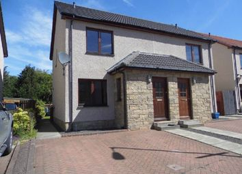 Thumbnail 3 bed semi-detached house to rent in Provost Mains, Abernethy, Perth