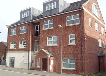 Thumbnail 2 bedroom flat to rent in Queens Court, Pemberton