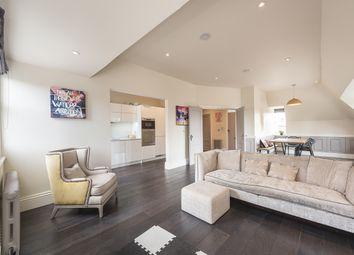 Thumbnail 2 bed flat to rent in Eton Avenue, London