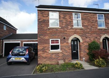 Thumbnail 3 bed semi-detached house to rent in Thornhill Avenue, Belper