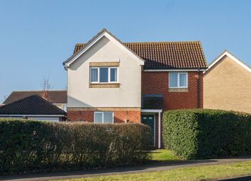 Thumbnail 3 bed detached house for sale in Chivers Road, Haverhill