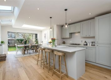 Thumbnail 4 bed terraced house for sale in Trentham Street, Southfields, London