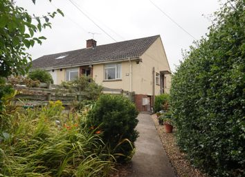 Thumbnail 2 bedroom semi-detached bungalow for sale in Whitesfield Road, Nailsea