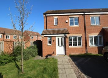 Thumbnail 3 bed detached house for sale in Aidans Close, Doncaster