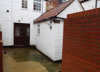 Thumbnail 2 bed terraced house to rent in Church Street, Louth
