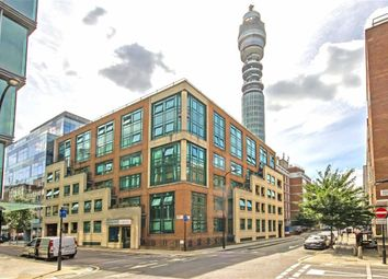 Thumbnail 2 bed flat to rent in Whitfield Street, London
