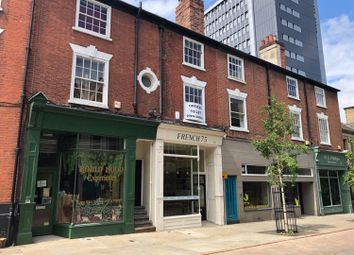 Thumbnail Office to let in Friar Lane, Nottingham