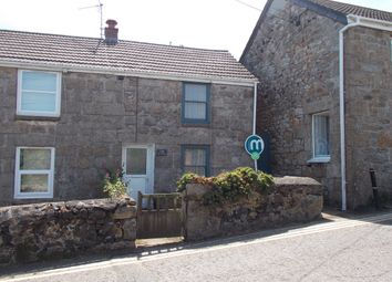Thumbnail 1 bed cottage for sale in Trenwith Square, St. Ives