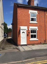 Thumbnail 2 bed terraced house to rent in Barwell Road, Kirby Muxloe