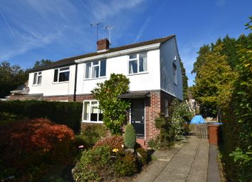 Thumbnail 3 bed semi-detached house for sale in Wentworth Way, Ascot