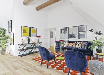 Thumbnail 2 bed flat for sale in Library Apartments, Bathurst Gardens, London