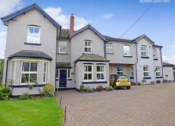 Thumbnail 4 bed semi-detached house for sale in Caverswall Road, Blythe Bridge, Stoke-On-Trent