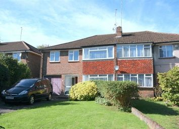 Thumbnail 4 bed semi-detached house for sale in Shortlands Road, Shortlands, Bromley
