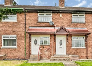 Thumbnail 3 bed terraced house for sale in Gervase Drive, Sheffield, South Yorkshire