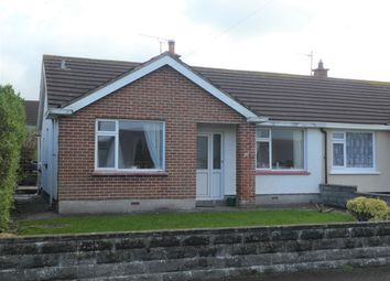 Thumbnail Semi-detached bungalow for sale in Bryn Glas, Aberporth, Cardigan