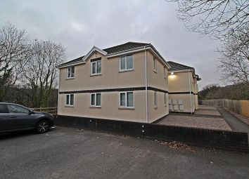 Thumbnail 2 bed flat to rent in Dynea Road, Rhydyfelin