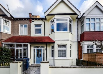 Thumbnail 3 bed terraced house for sale in Mayfield Avenue, London