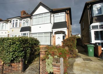 Thumbnail 3 bed end terrace house for sale in Cherrydown Avenue, London