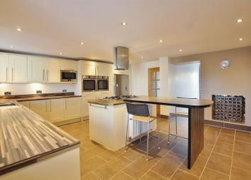Thumbnail 5 bedroom detached house for sale in Telegraph Road, Heswall, Wirral
