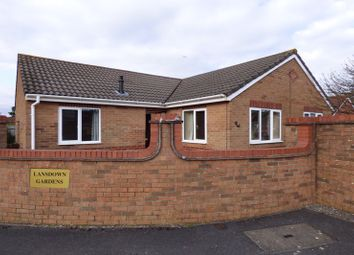 Thumbnail 2 bed bungalow for sale in Lansdown Gardens, Weston-Super-Mare