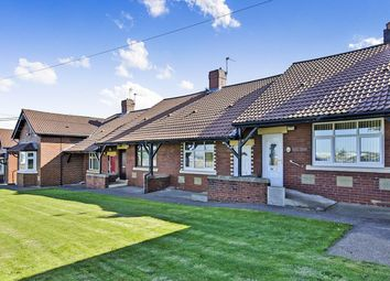 Thumbnail 1 bed bungalow for sale in Aged Miners Homes Hill Crescent, Dawdon, Seaham