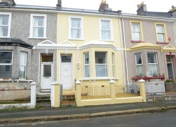 Thumbnail 3 bed property to rent in Palmerston Street, Stoke, Plymouth