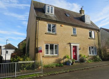 Thumbnail 5 bedroom detached house for sale in Brewer Walk, Crossways, Dorchester