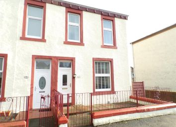 Thumbnail 4 bed semi-detached house for sale in Moffat Street, Greenock