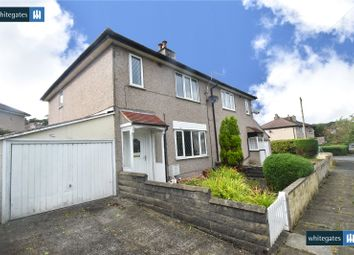 Thumbnail 3 bed semi-detached house to rent in Holme Wood Road, Keighley, West Yorkshire