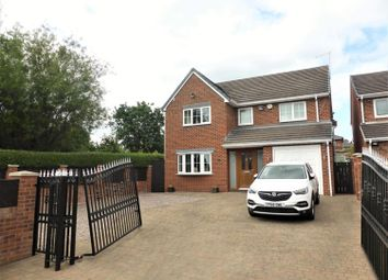 Thumbnail 4 bed detached house for sale in Lincroft, Goldthorpe, Rotherham