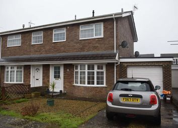 Thumbnail 3 bed semi-detached house for sale in Sker Walk, Nottage, Porthcawl