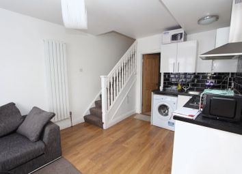 Thumbnail 1 bed maisonette to rent in Bergholt Avenue, Ilford