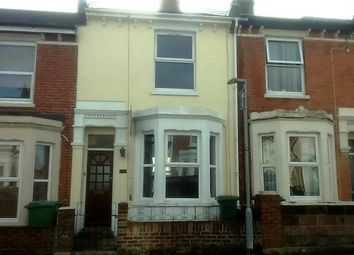 Thumbnail 3 bed property to rent in Westfield Road, Southsea