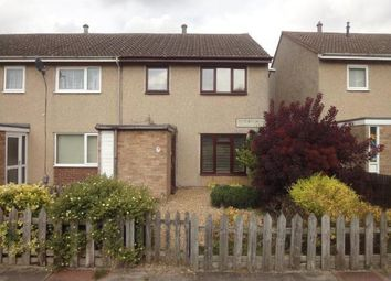 Thumbnail 3 bed end terrace house to rent in Pottery Close, Luton